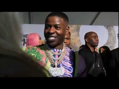 Blac Youngsta On Lil Wayne's Honor, President Trump, Drake & Meek Mill At 2018 BET Hip Hop Awards