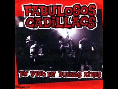 Los Fabulosos Cadillacs - El Aguijón