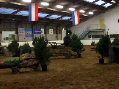 Indoor Eventing Wanroij 2009