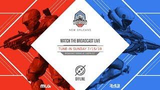 HCS New Orleans - Championship Sunday - dooclip.me