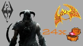 Let's collect crown of barenziah!| Skyrim Playstation 4