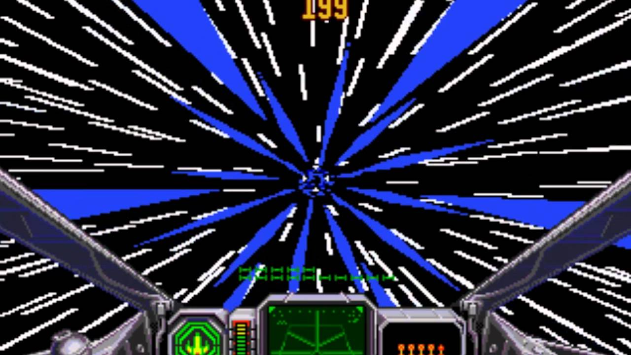 Star Wars Arcade (Sega 32x) – Ravenking's Gameplay