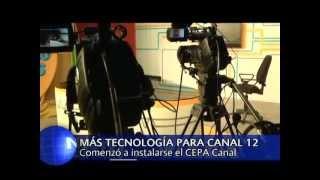 preview picture of video 'Entrega de CEPA Canal 12 de Trenque Lauquen(F.flv'