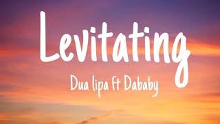 Dua Lipa-Levitating(Lyrics)ft.Dababy