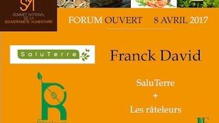 Forum ouvert – Les acteurs locaux présentent leurs dynamiques 4/9