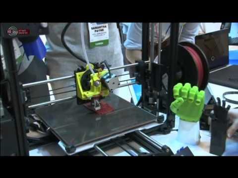 החידושים הטכנולוגיים בתחום מדפסות התלת ממד