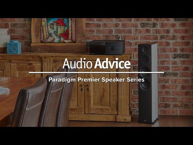 Video of Paradigm Premier 200B Bookshelf Speaker