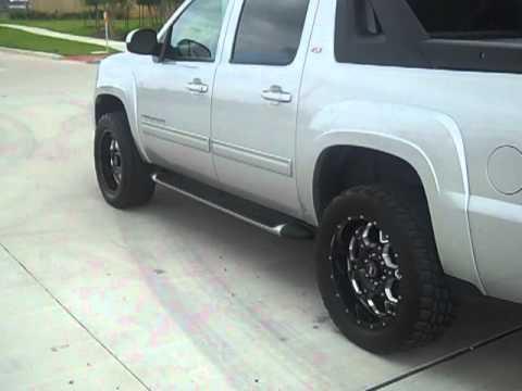 My Chevy Avalanche Z71 Mods