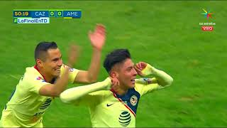 Resumen y Goles | Cruz Azul 0 - 2 América | Gran Final Apertura 2018 | LIGA Bancomer MX