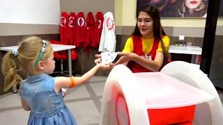 Ограбление Банка в Минополисе! Детские ролевые игры Bank robbery! Roleplay for children Pretend Play