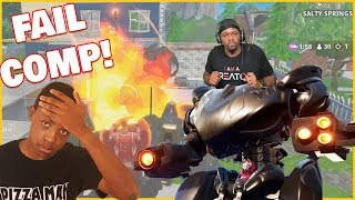 We Had The Most OVERPOWERED Weapon In The Game...And Still Got CLAPPED!