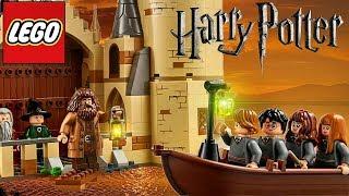 LEGO Harry Potter Большой зал Хогвартс 75954