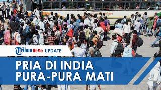 Hindari Lockdown, Pria di India Pura-pura Mati, Sopir Ambulans Bantu Palsukan Kematian