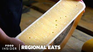 How Dutch Gouda Is Made At A 100-Year-Old Family Farm | Regional Eats