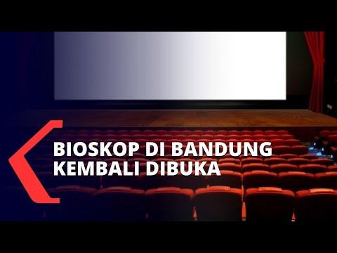 bioskop di bandung kembali dibuka protokol kesehatan ketat