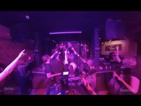 Directo del grupo musical Espiral en FESTEA /07/03/020/360º