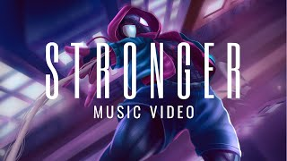 SPIDER MAN: INTO THE SPIDER VERSE  Stronger  The Score  Music Tribute Video