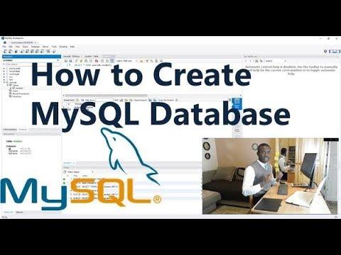 How to Create a MySQL Database for Beginners in MySQL Workbench