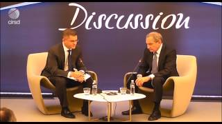 George Friedman and Vuk Jeremić on Geopolitics | Horizons Discussion