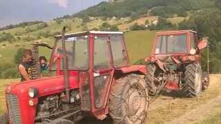 Vuca Traktora Trijebine  Elmir i Mirnes
