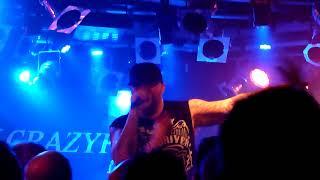 36 Crazyfists - Slit Wrist Theory (HD) (Live @ Dynamo, Eindhoven, 27-01-2018)