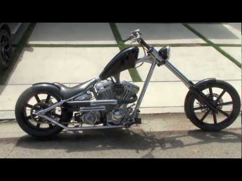 West Coast Choppers El Diablo II Rigid WCC