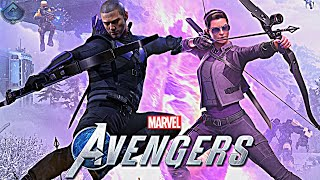 Marvel's Avengers Game - Hawkeye and Kate Bishop DLC Release Windows REVEALED!