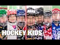 Ice Hockey Kids Fun Game