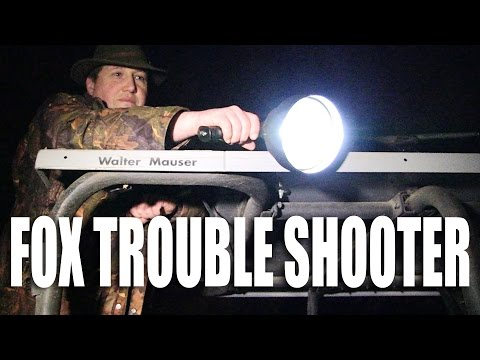 Fox Trouble Shooter