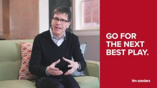 How to Run a Brainstorm Meeting by best selling author Tim Sanders