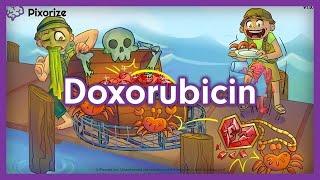 Doxorubicin Mnemonic for NCLEX | Nursing Pharmacology
