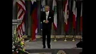 John Osteen's Speaking in Tongues? Blame Jesus! Part 1 (1993)