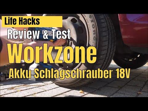 Schlagschrauber Test 18 Volt Akku zum Auto Reifen selber wechseln geeignet?