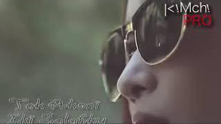 Ndx Aka Tak Akoni Aku Sing Salah..