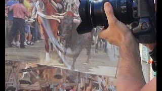 preview picture of video 'Segorbe Entrada de Toros y Caballos 13 09 14 Fiesta de Interés Turístico Internacional'