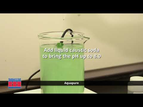 Treating Industrial Wastewater with Aquapure-Demonstration