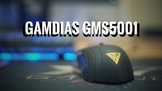 Gamdias Demeter E1 Mouse Review - Gaming Mouse Under 1000tk | 4K | ATC
