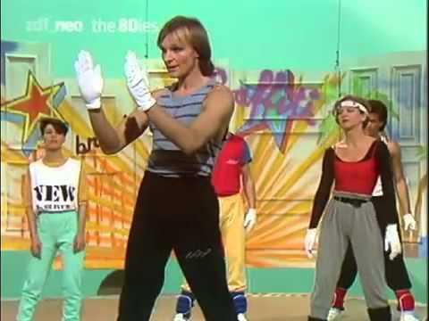 ZDF Breakdance mit Eisi Gulp (1984)