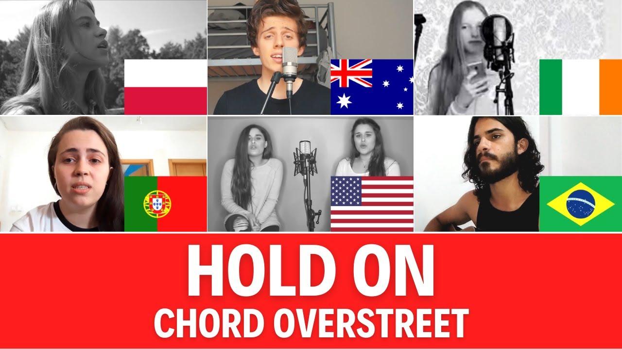 Quem Canta Melhor? Cover Hold On (Austrália, Brasil, Estados Unidos, Irlanda, Polônia, Portugal)