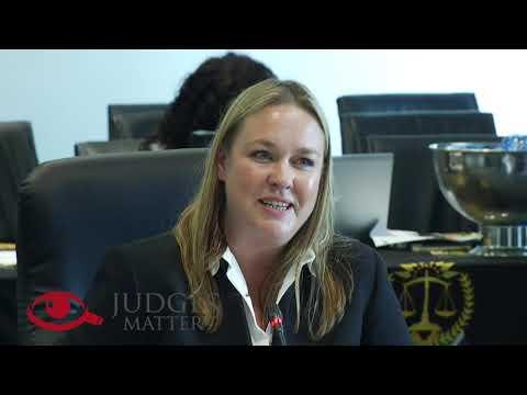 SA Eastern Cape HC JSC Interview of Adv M L Beard – Judges Matter (October 2019)
