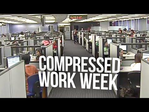 [GMA]  24 Oras: Panukalang four-day work week, muling tinatalakay sa Kongreso