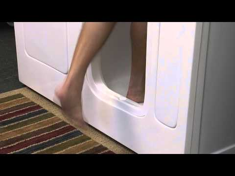 Safety Walk-in Tubs by Tub King