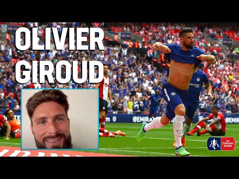 Giroud's Favourite FA Cup Goals and Fan Q&A! | Olivier Giroud | Arsenal vs Chelsea