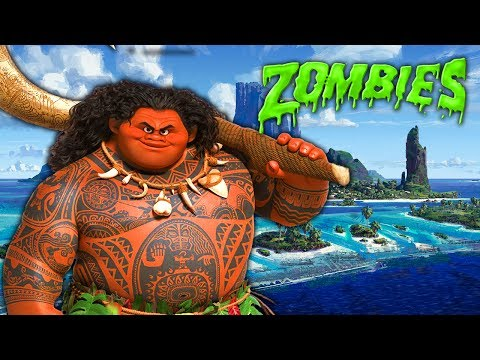 MOANA ZOMBIES (Black Ops 3 Zombies)