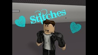 roblox music video Stitches by Shawn Mendes