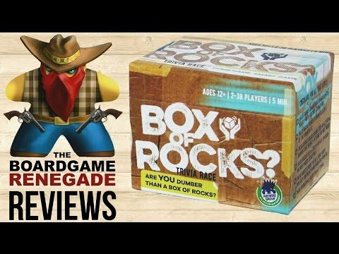 Box Of Rocks? Review