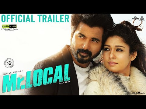 Mr.Local Official Trailer | Sivakarthikeyan, Nayanthara | Hiphop Tamizha | M. Rajesh