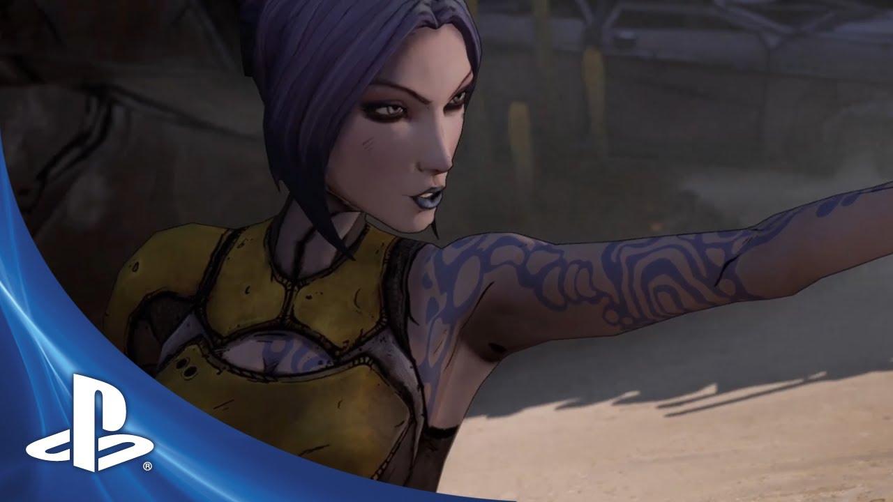 Baixe Hoje a Versão Digital de Borderlands 2 na PlayStation Store BR
