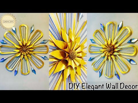 Wall Decoration Ideas Diy Wall Hanging Paper Wall Hanging Craft