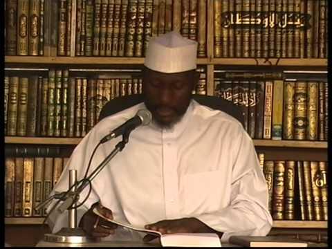 Sheikh Awwal Albany Zaria(Umdatul Ahkam 3)